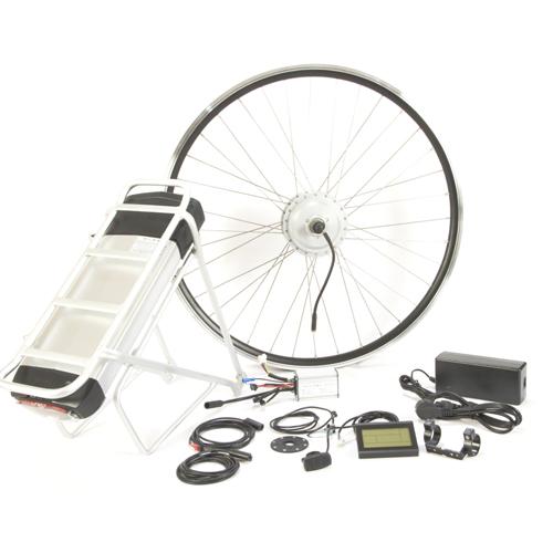 Onderdelen ombouwset elektrische fiets