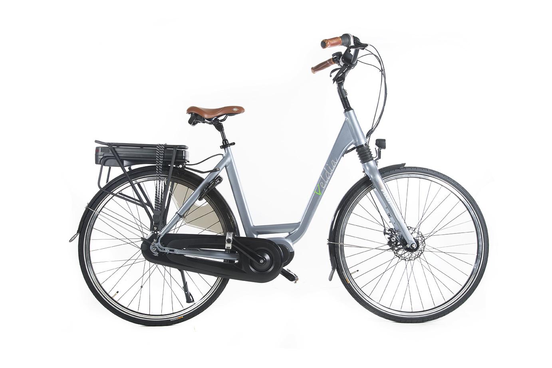 Elektrische fiets met midden motor